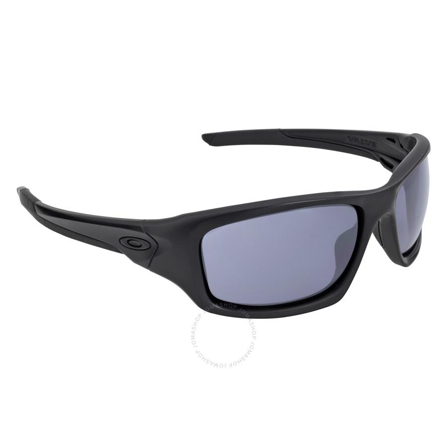 9c6dccb031 Oakley Valve Covert Sunglasses - Matte Black Grey - Oakley ...