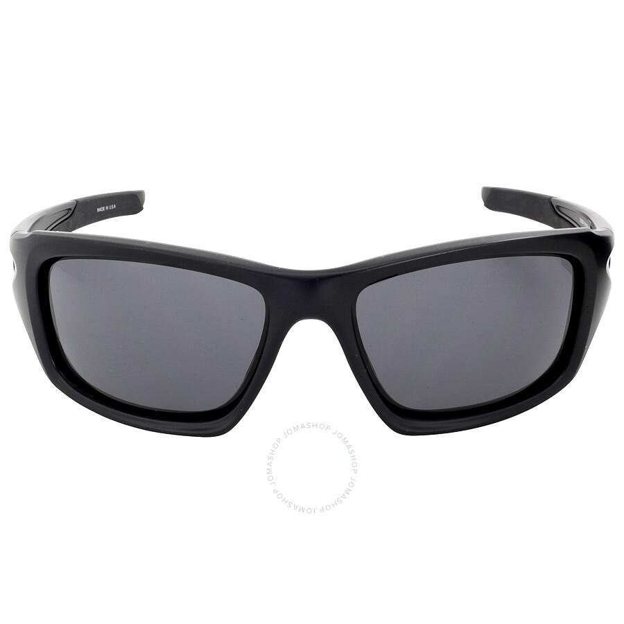 0d1fc06bb4 Oakley Valve Covert Sunglasses - Matte Black Grey Item No. OO9236-923616-60
