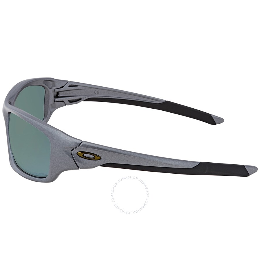 514df9a1b36 Oakley Valve Emerald Iridium Polarized Sunglasses OO9236-923611-60 ...