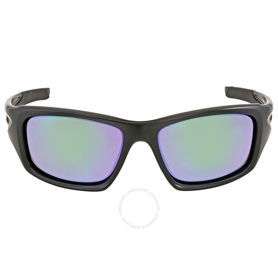 df41cadb43d Oakley Valve Polarized Matte Black Sunglasses - Oakley - Sunglasses ...