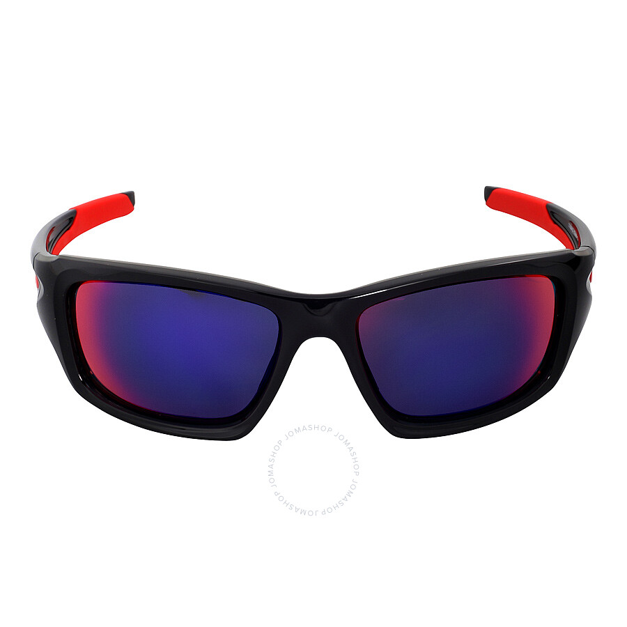 46eca6ca598 Oakley Valve Positive Red Iridium Men s Sunglasses OO9236-923602-60 ...