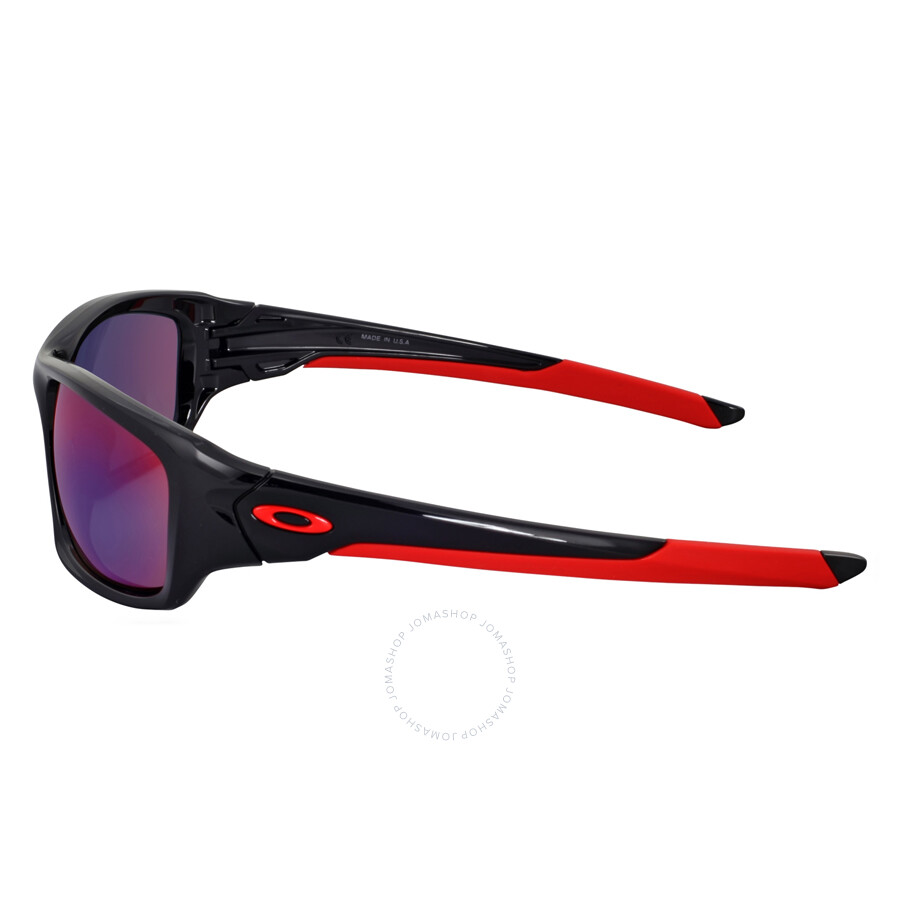 4ccdba290a Oakley Valve Positive Red Iridium Men s Sunglasses OO9236-923602-60 ...