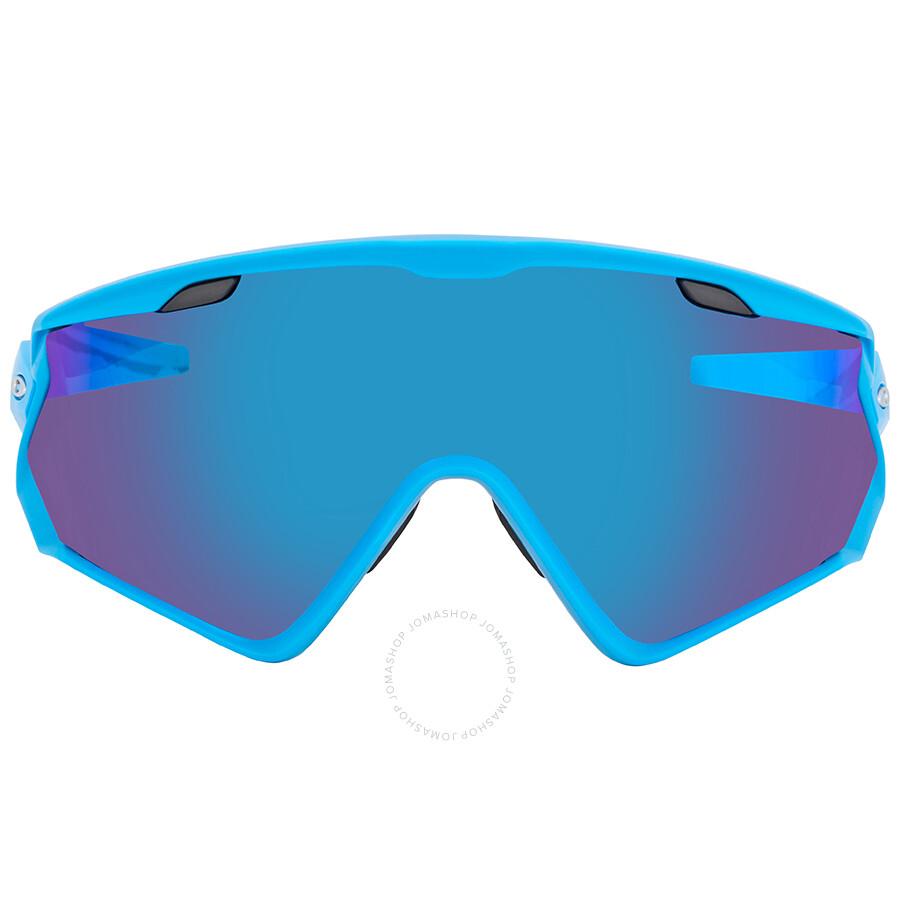 123818a524491 Oakley Wind Jacket 2.0 Prizm Sapphire Sport Men s Sunglasses 0OO9418 941813  45
