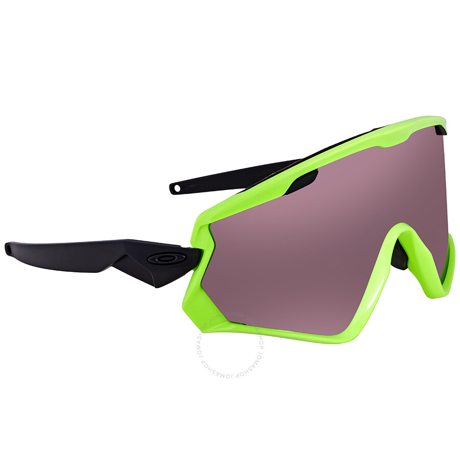 5fc31e16e5 Oakley Wind Jacket 2.0 Prizm Snow Black Iridium Sport Men s Sunglasses  OO9418 941804 45