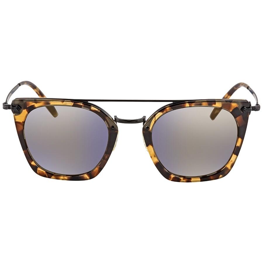 a7abe37310e93 ... Oliver Peoples Dacette Graphite Gold Mirror Square Ladies Sunglasses  OV5370S 1550Y9 50 ...