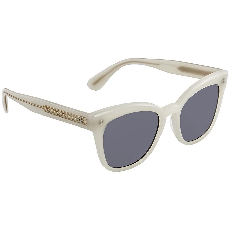121240c913 Oliver Peoples Marianela Grey Cat Eye Ladies Sunglasses OV5372SU 160687 54  ...