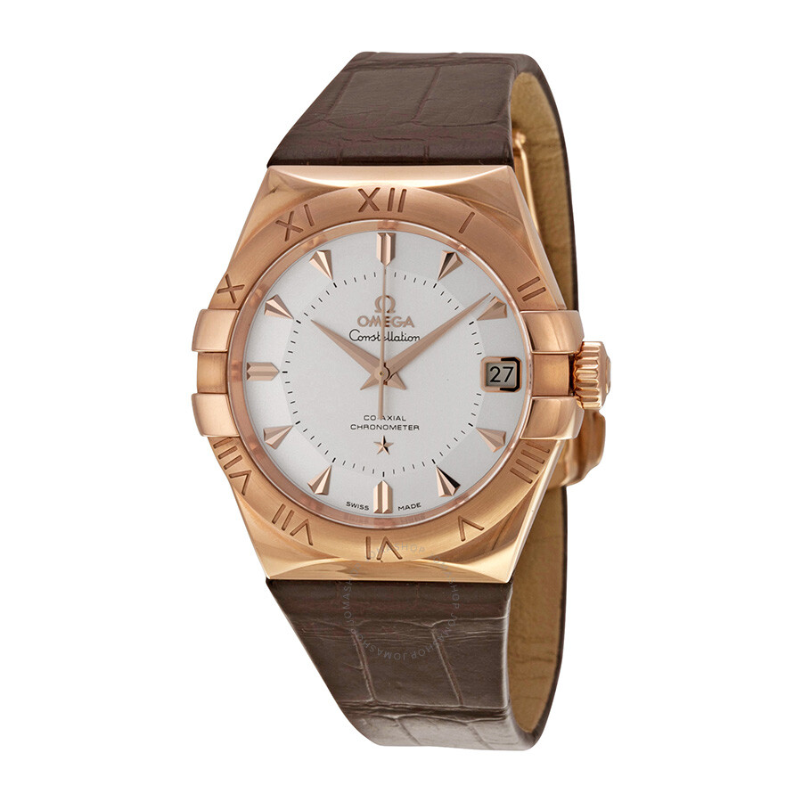 Omega Constellation Leather Strap