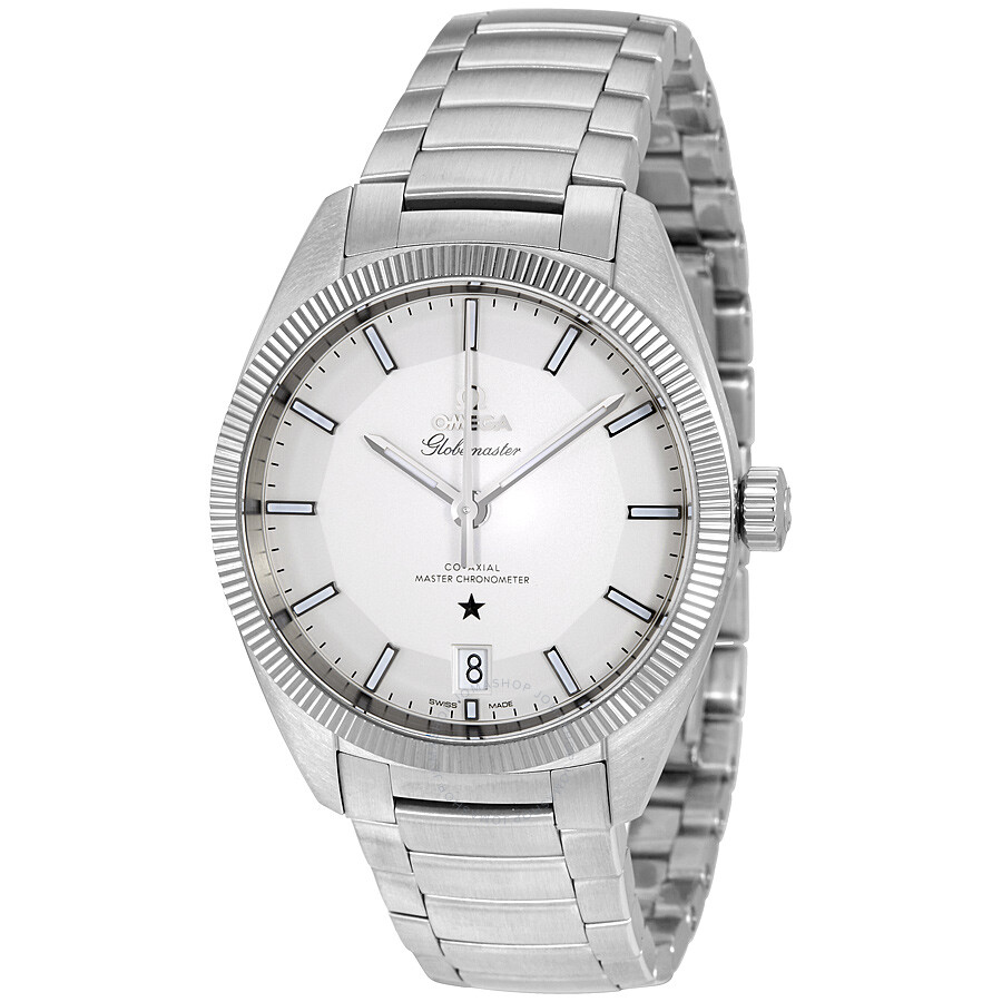 d8e0cda397d Omega Constellation Automatic Silver Dial Men s Watch 13030392102001 Item  No. 130.30.39.21.02.001