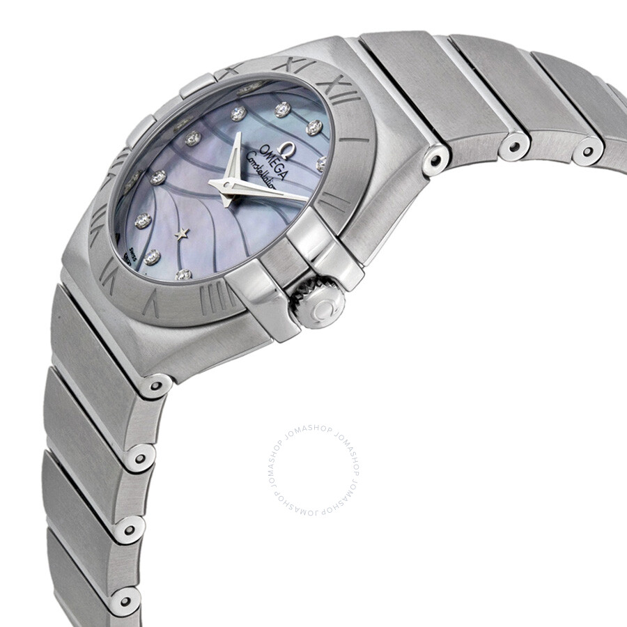 a3bb9f59ef1 ... Omega Constellation Mother of Pearl Dial Ladies Watch  123.10.27.60.57.001 ...