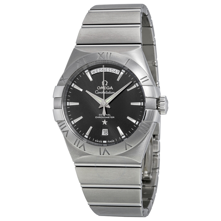 Omega constellation automatic chronometer men 39 s watch constellation for Omega watch constellation