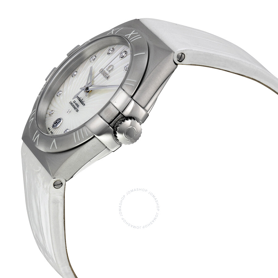 omega watches womens constellation