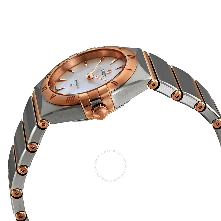 ccd72170685 ... Omega Constellation Manhattan Mother of Pearl Dial Ladies Watch  131.20.28.60.05.001 ...