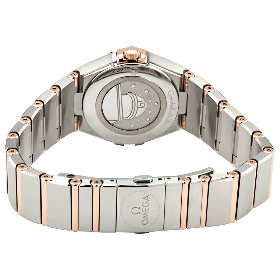 f87c6876576 ... Omega Constellation Manhattan Mother of Pearl Dial Ladies Watch  131.20.28.60.05.001