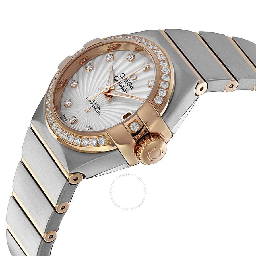 Omega Diamond Watch