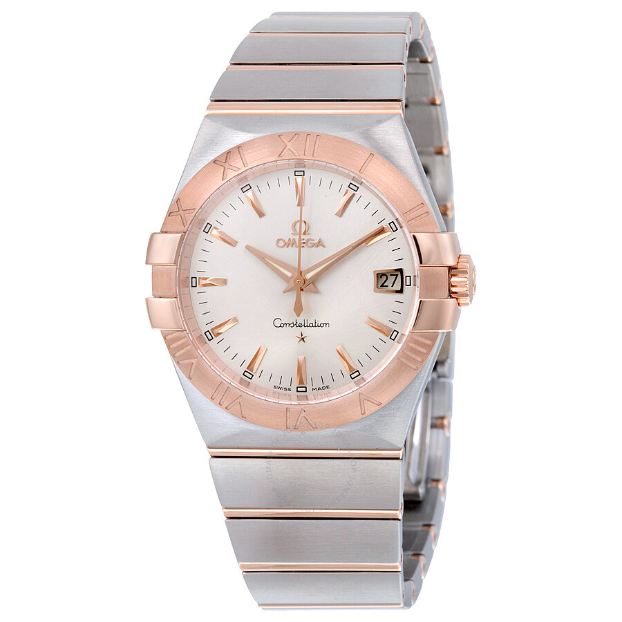 f684431a458b4 Omega Constellation Quartz Unisex Watch 123.20.35.60.02.001 ...