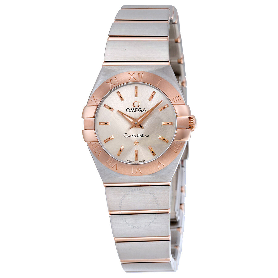 Omega Constellation Rosegold