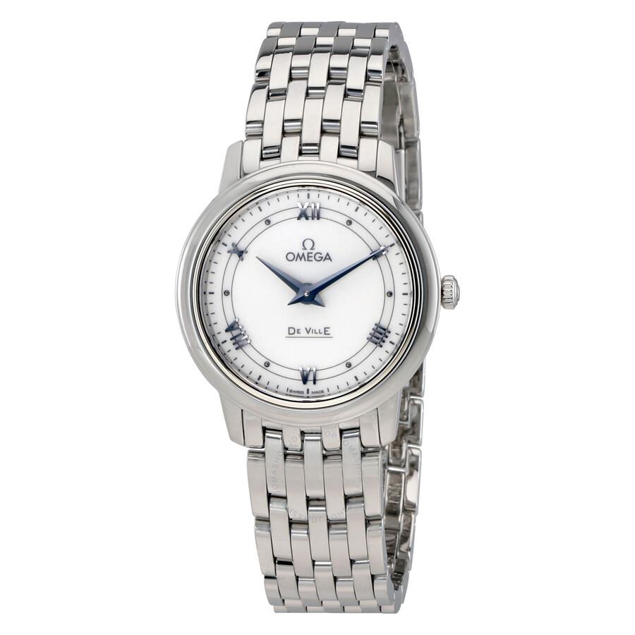 Omega De Ville Ladies Watch 424.10.27.60.04.001 - De Ville ...