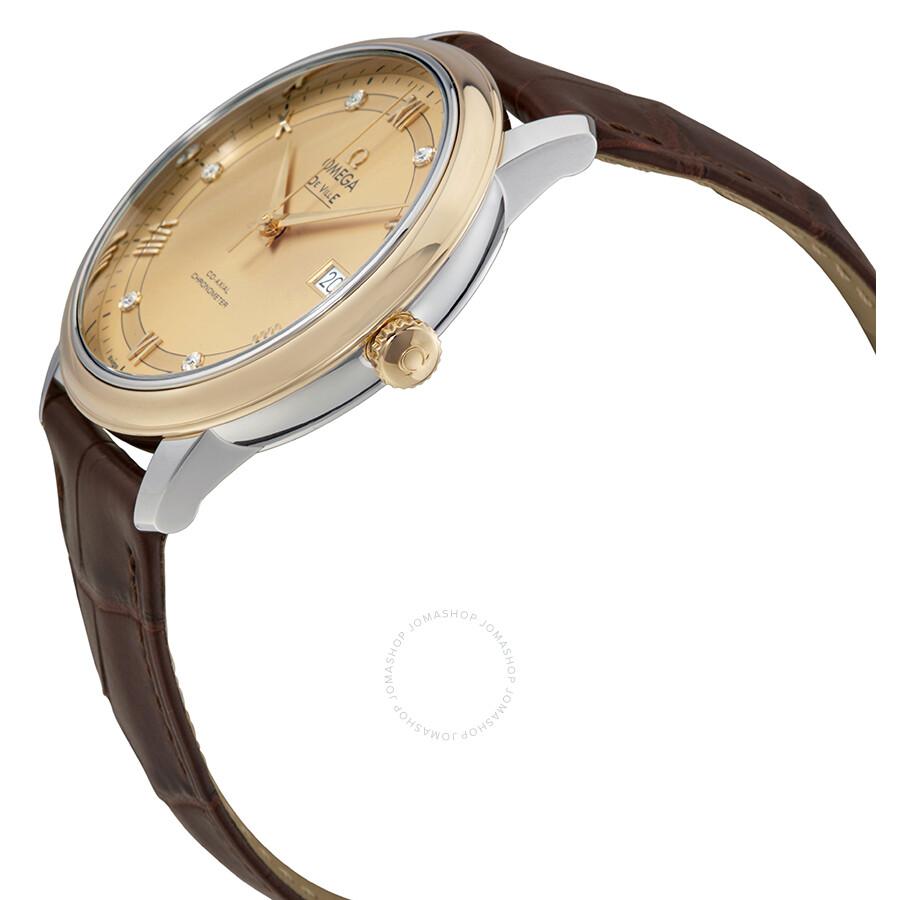 2eff7262ba7 ... Omega De Ville Prestige Co-axial Automatic Men s Watch  424.23.40.20.58.001 ...