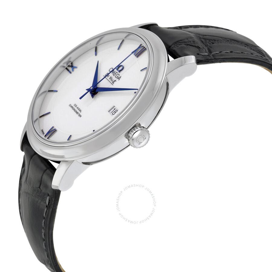 290c8e0b0ad ... Omega De Ville Prestige Co-Axial White Dial Men s Watch 42453402004001  ...
