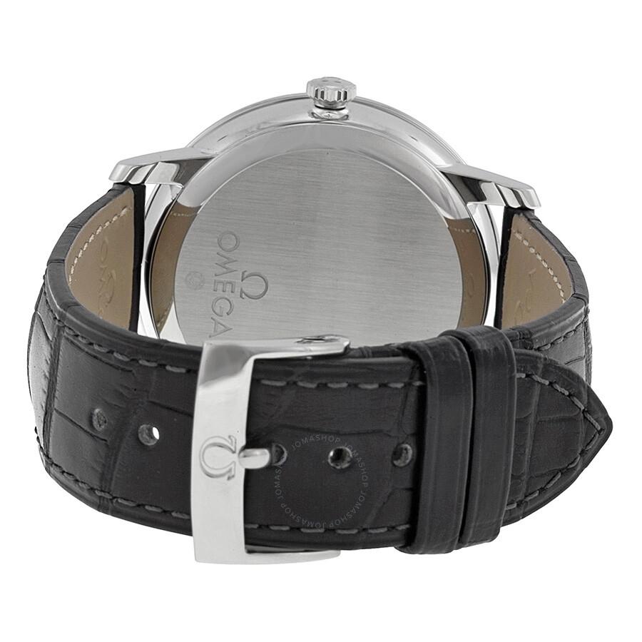 d67949e59 ... Omega DeVille Prestige Black Dial Automatic Men's Watch  424.13.40.21.01.001