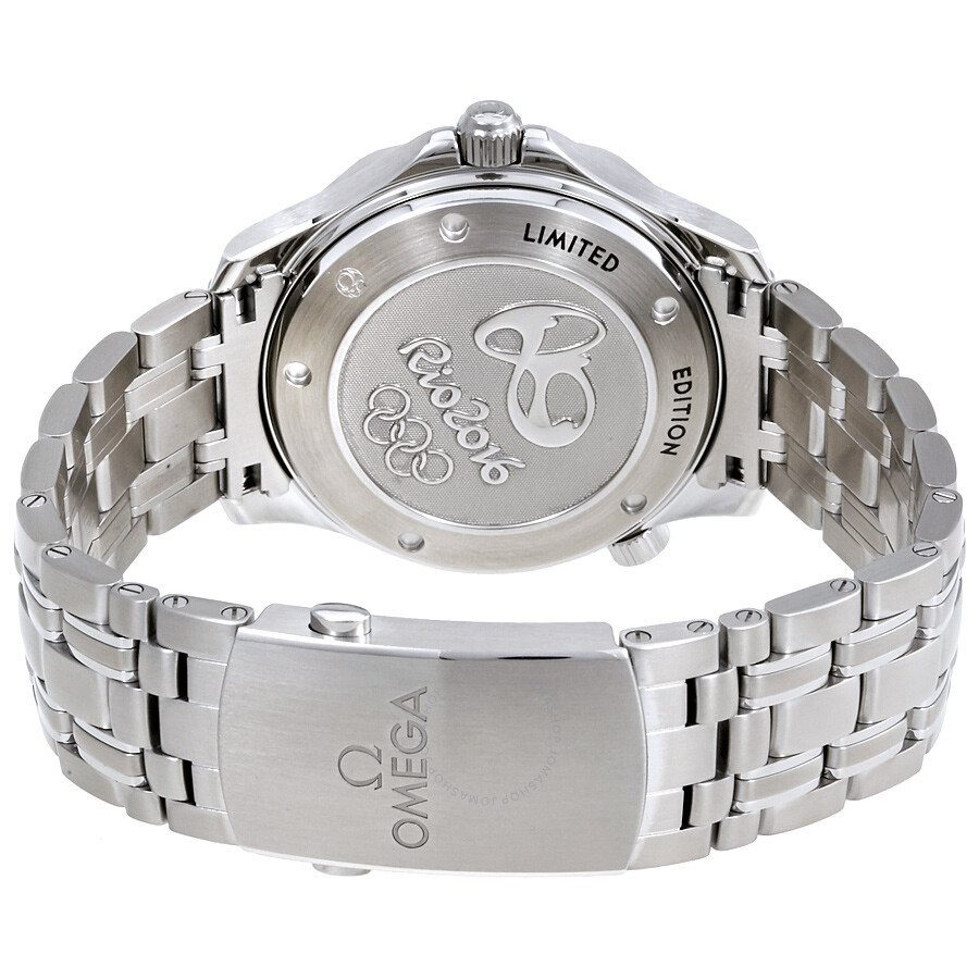 omega olympic collection rio 2016 limited edition men s watch omega olympic collection rio 2016 limited edition men s watch 522 30 41 20 01 001