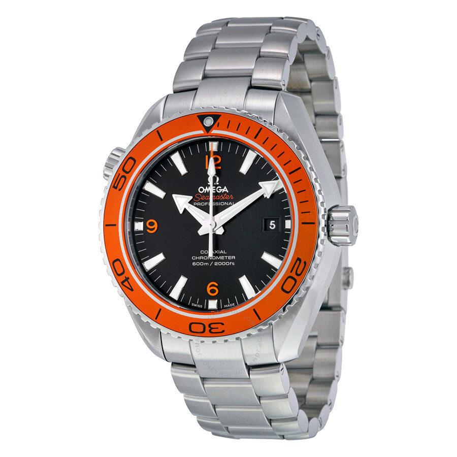 d053e9c845f Omega Planet Ocean Automatic Black Dial Men s Watch 232.30.46.21.01.002 ...