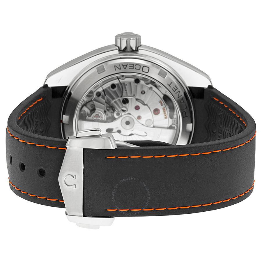 Omega Seamaster Planet Ocean Automatic Chronometer Black