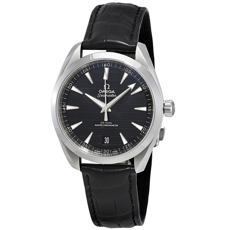be15b4c4e55c Omega Seamaster Aqua Terra Automatic Black Dial Men s Watch  220.13.41.21.01.001 ...