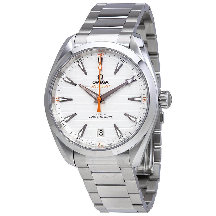 242c66abde2b Omega Seamaster Aqua Terra Chronometer Automatic Men s Watch  220.10.41.21.02.001 ...