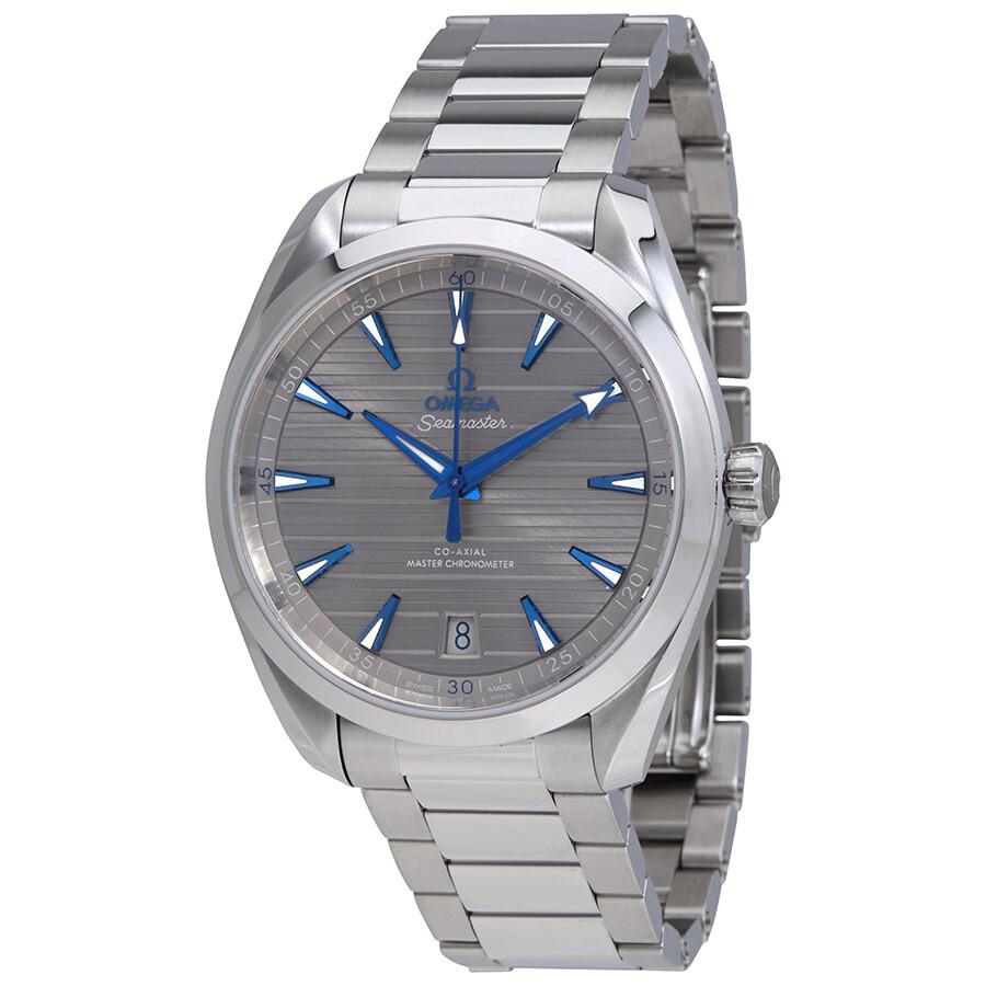 a5981fbdf179 Omega Seamaster Aqua Terra Chronometer Men s Watch 220.10.41.21.06.001 ...