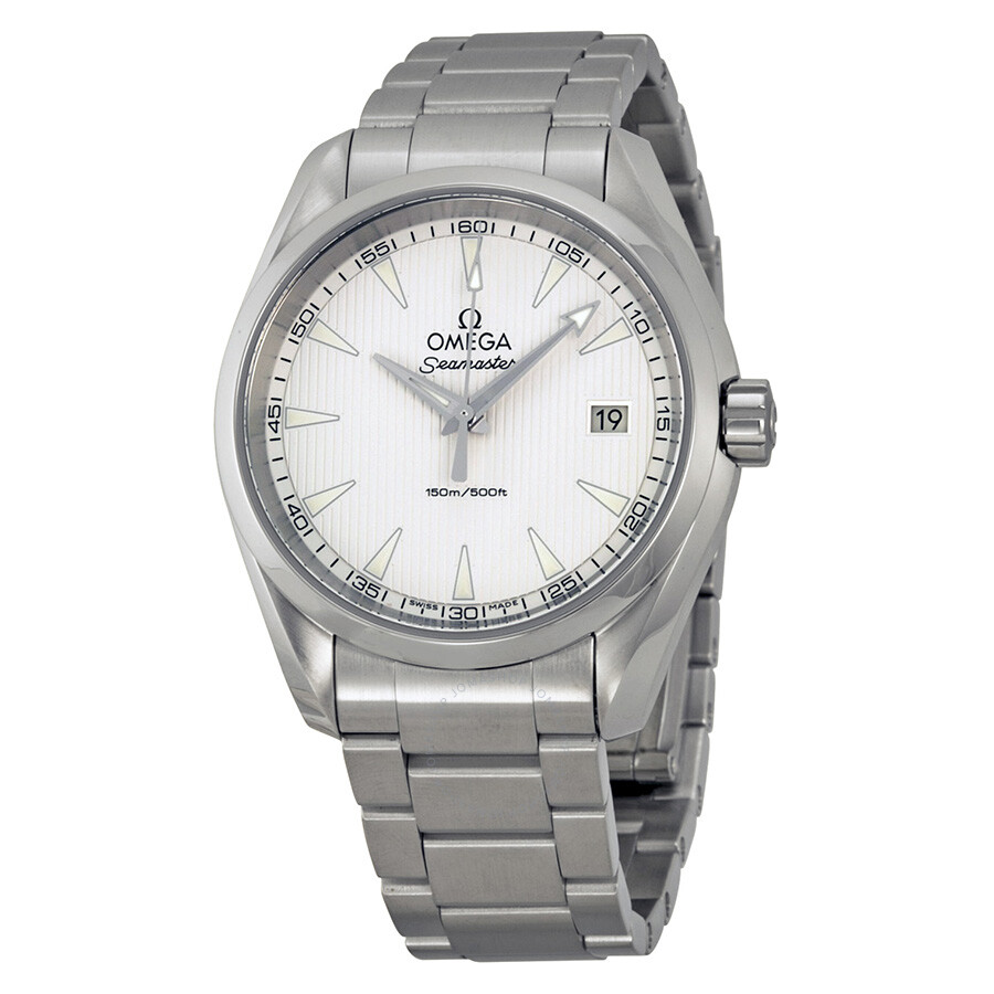 Omega Seamaster Aqua Terra Men's Watch 23110396002001 ...