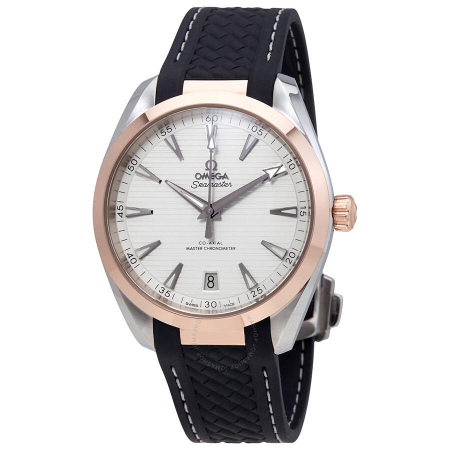 c693b9cebb67 Omega Seamaster Aqua Terra Silver Dial Automatic Men s Watch  220.22.41.21.02.001 ...