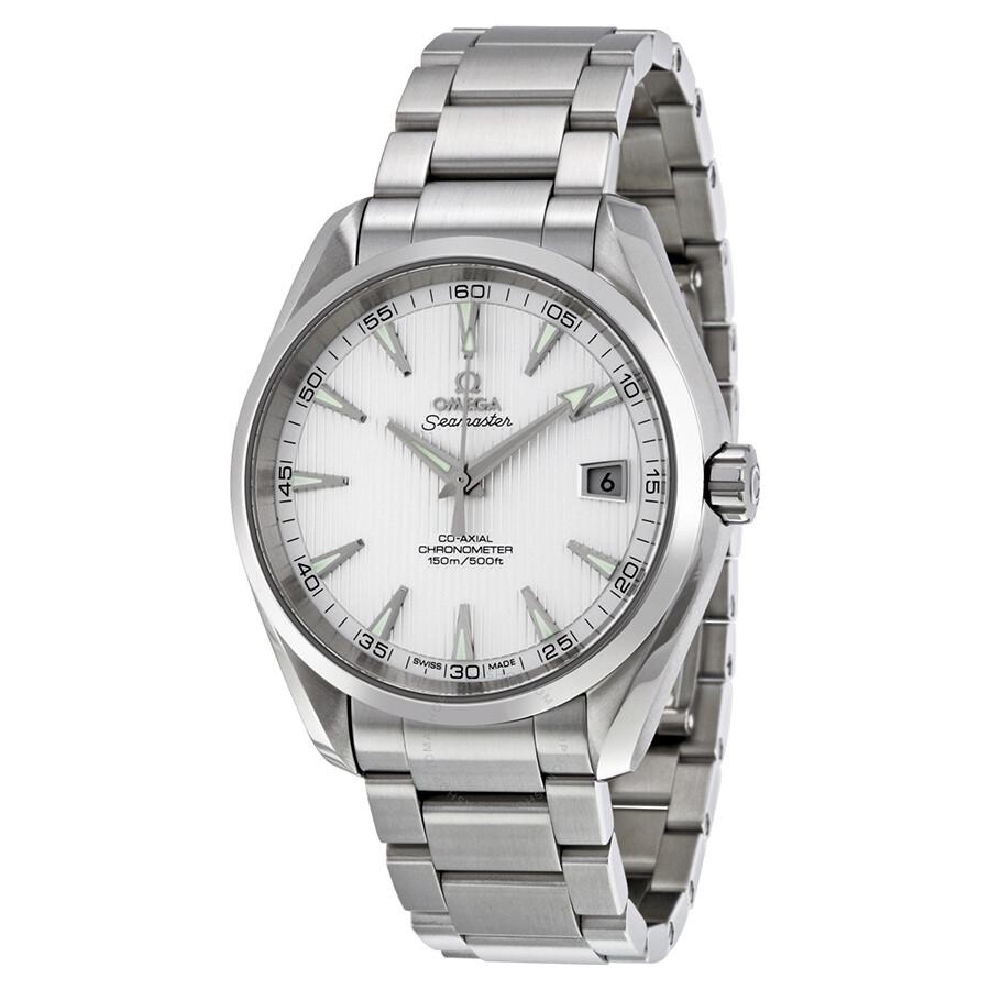 omega watches seamaster aqua terra quartz