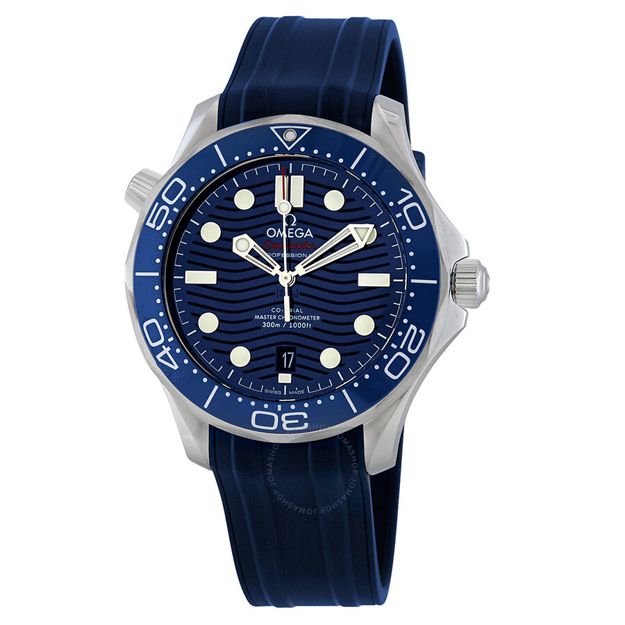 dec328e368b1 Omega Seamaster Automatic Blue Dial Men S Watch 210 32 42 20 03 001