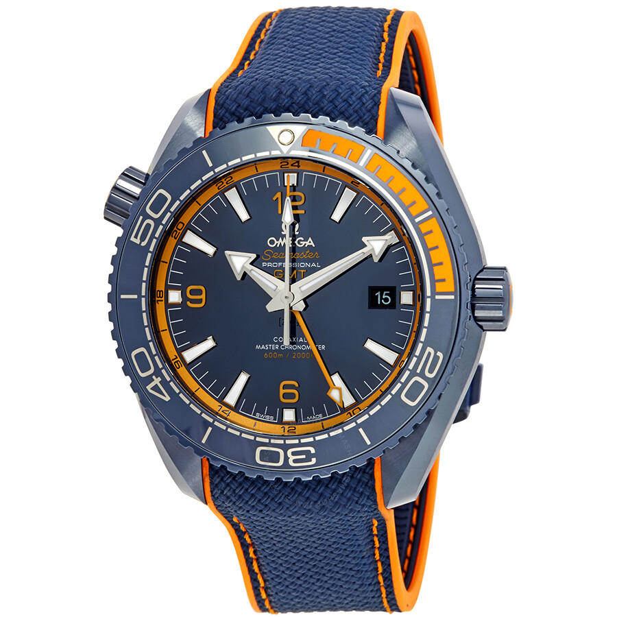 Omega Seamaster Auto Blue Dial 21592462203001 7360 FS With Code