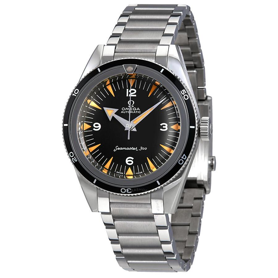 5462e970c18 Omega Seamaster Automatic Chronometer The 1957 Trilogy Watch  234.10.39.20.01.001 ...