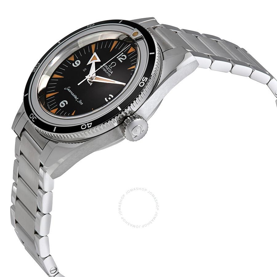 4686eb3ba5a ... Omega Seamaster Automatic Chronometer The 1957 Trilogy Watch  234.10.39.20.01.001 ...