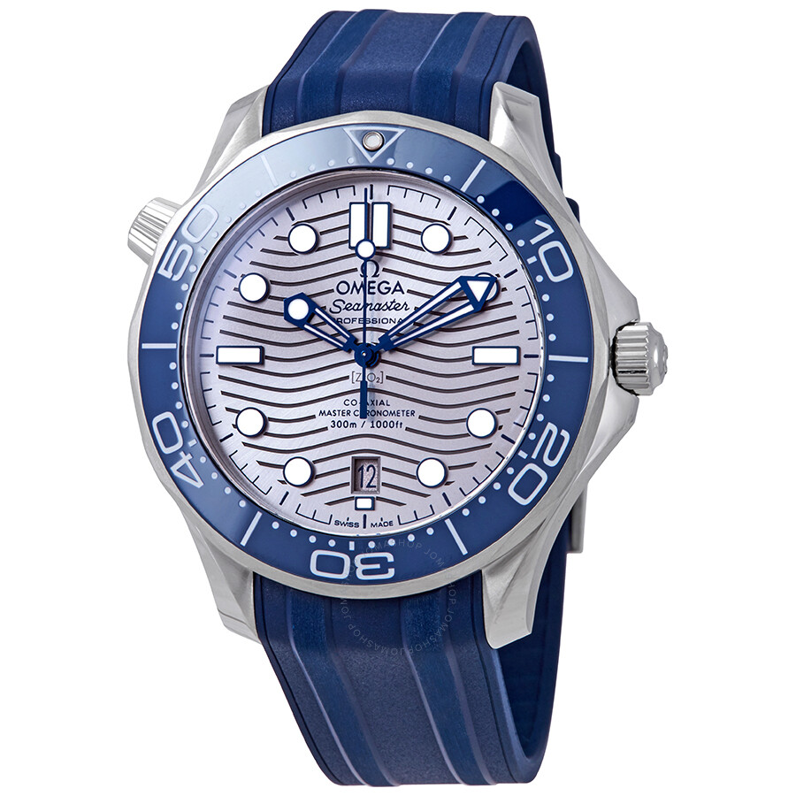 aaebafe34d65 Omega Seamaster Automatic Grey Dial Men s Watch 210.32.42.20.06.001 ...