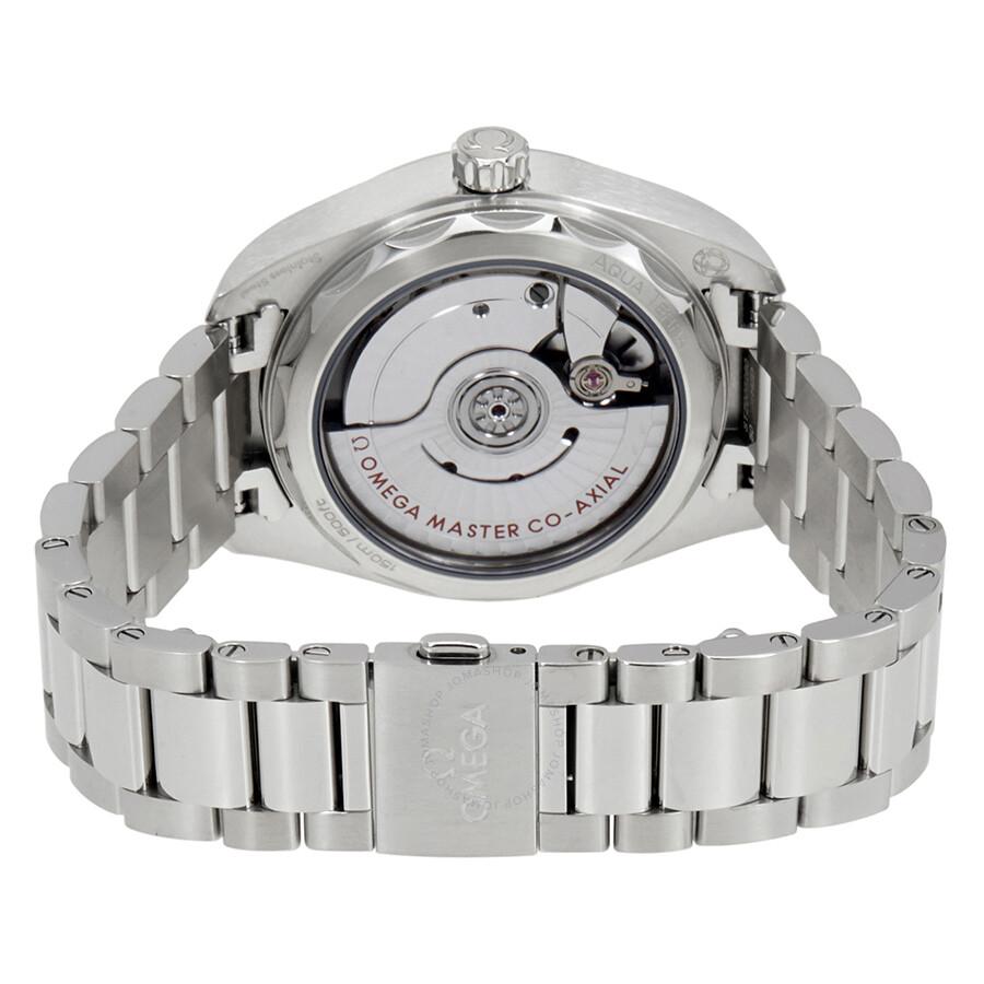 Seamaster Blue Diammond Dial Automatic Ladies Watch 220.10.34.20.53.001