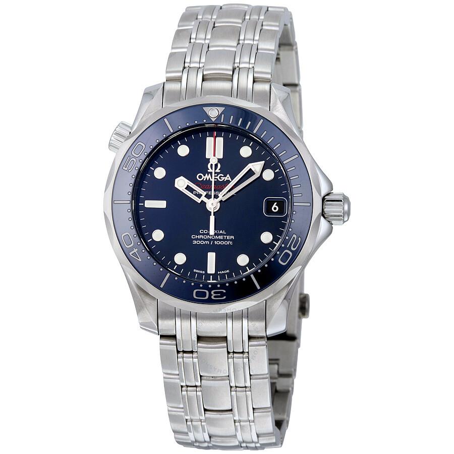Omega seamaster chronometer unisex watch seamaster omega watches for Omega watch seamaster