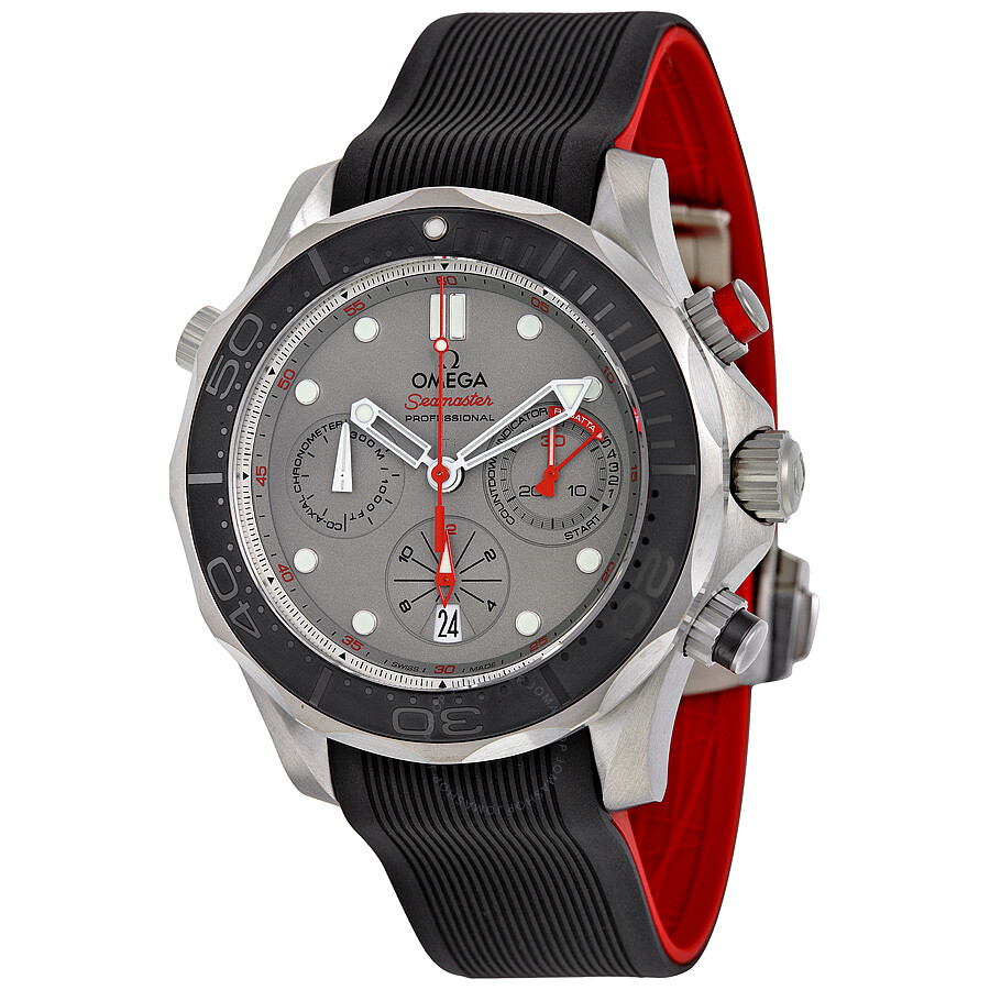 Omega seamaster diver 300 chronograph automatic men 39 s - Omega dive watch ...