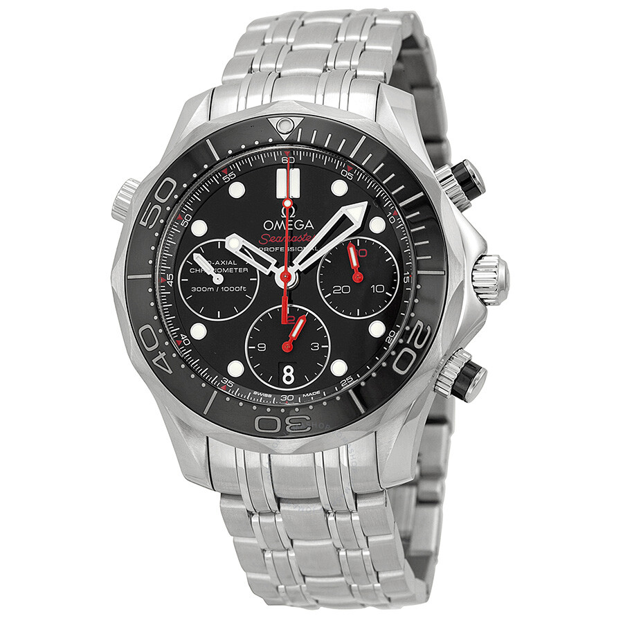 5f3f262eddf Omega Seamaster Diver 300 M Co-Axial Chronograph 41.5 mm Men s Watch  212.30.42.50 ...