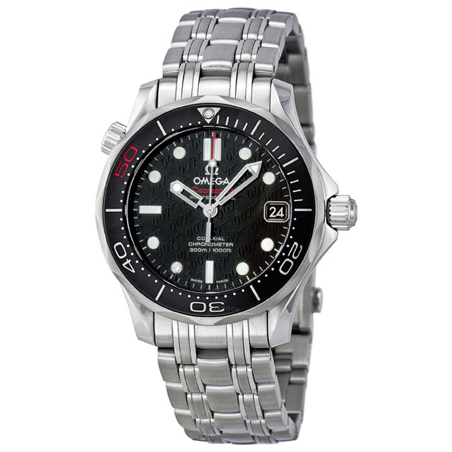 5dfa11051d9 Omega Seamaster James Bond 007 Men s Watch 212.30.36.20.51.001 ...