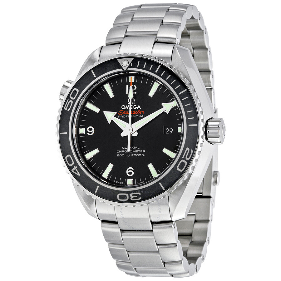 Omega Seamaster Planet Ocean 600 M Co-Axial Automatic Men ...
