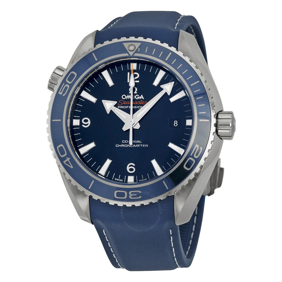 0970bb5ed23 Omega Seamaster Planet Ocean 600 M Co-Axial Titanium Automatic Men s Watch  23292462103001 Item No. 232.92.46.21.03.001
