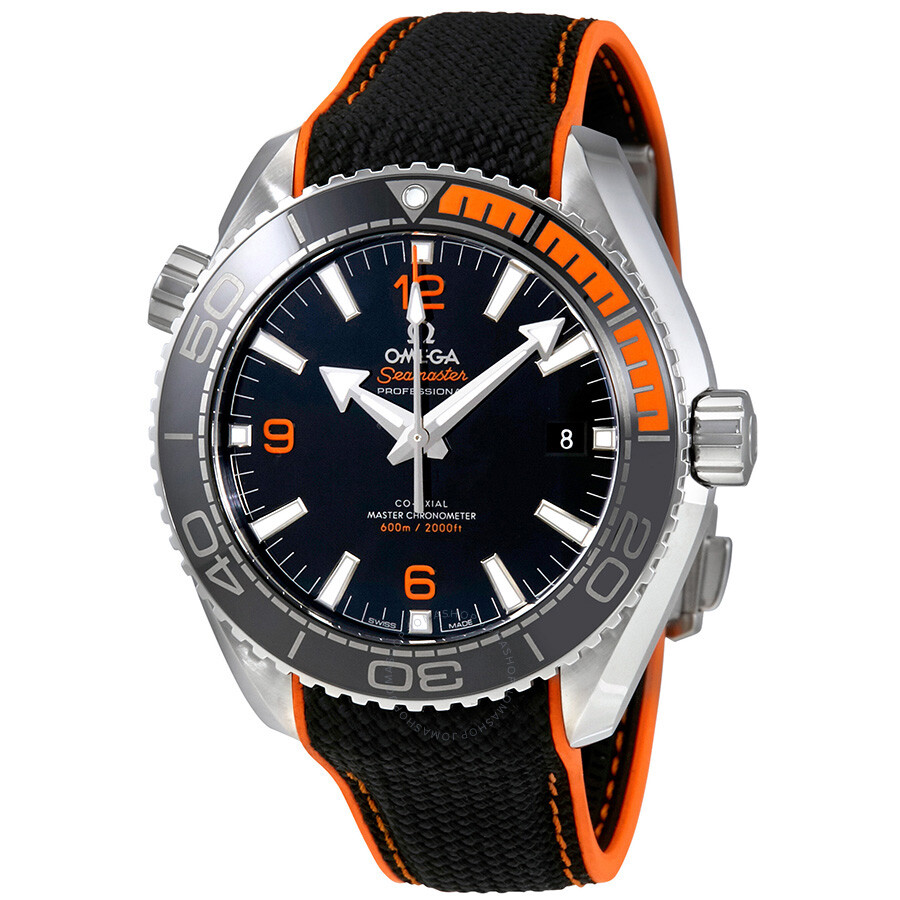 omega seamaster planet ocean automatic menu0027s watch