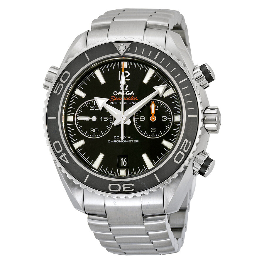 Omega Seamaster Planet Ocean Black Dial Men S Watch 232 30