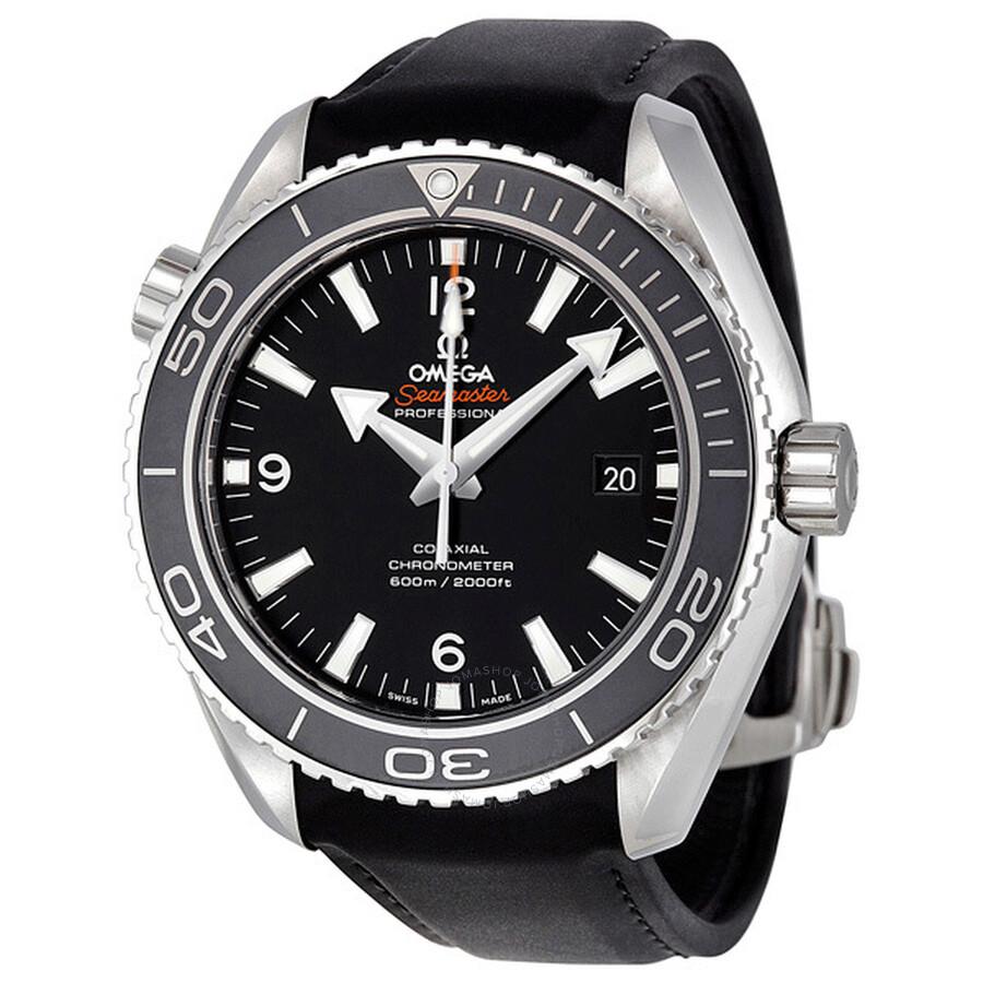 Les aiguilles flèches, vous en pensez quoi ? Omega-seamaster-planet-ocean-black-dial-rubber-mens-watch-23232462101003-23232462101003