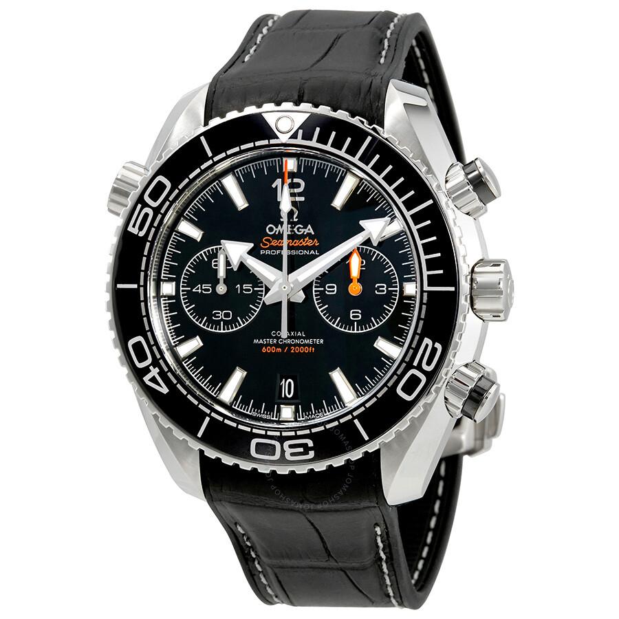 Omega Seamaster Planet Ocean Chronograph Automatic Mens