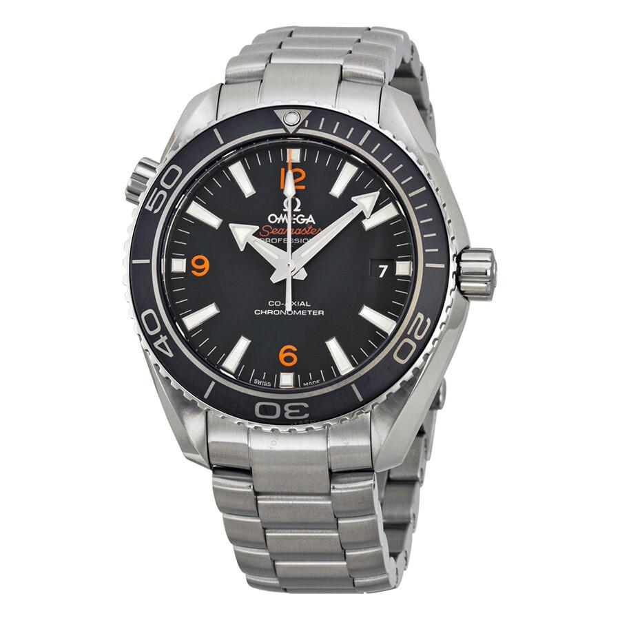 Omega Seamaster Planet Ocean Men's Watch 23230422101003 ...